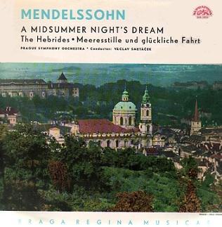 Mendelssohn Songe d'une Nuit d'Eté + autres musique de scène Mendel13