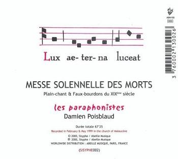 Monodie grégorienne - polyphonie médiévale Messe_10