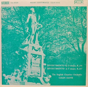 Sir Colin DAVIS (1927-2013) Mozart13