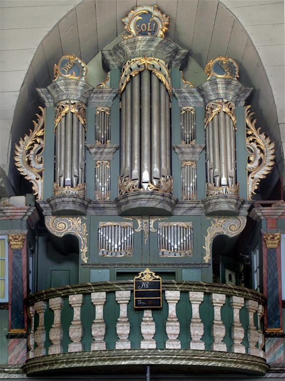 L'orgue baroque en Allemagne du Nord Neuend10