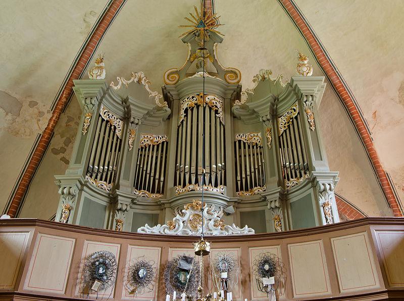 L'orgue baroque en Allemagne du Nord Neukir12