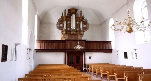 L'orgue baroque en Allemagne du Nord Pilsum12