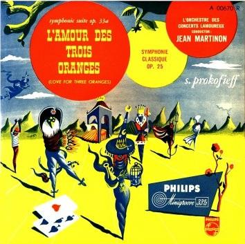 Prokofiev - Lieutenant Kijé et autres oeuvres orchestrales Prokof10