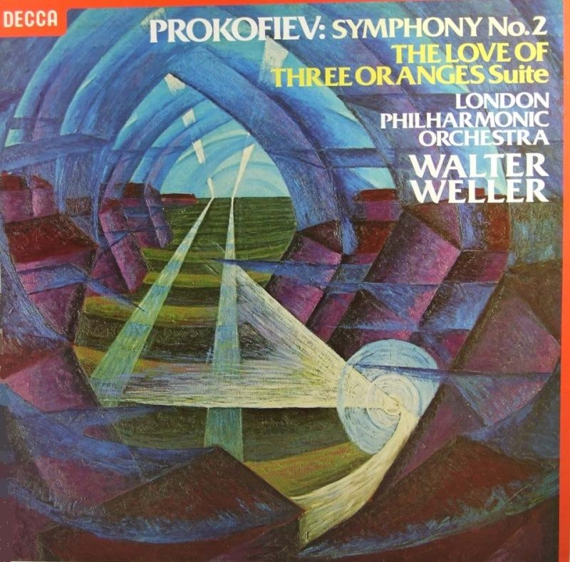 Prokofiev - Lieutenant Kijé et autres oeuvres orchestrales Prokof11