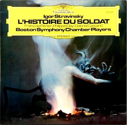 stravinsky - Stravinsky: opéras et autres oeuvres pour voix et orchestre Stravi11