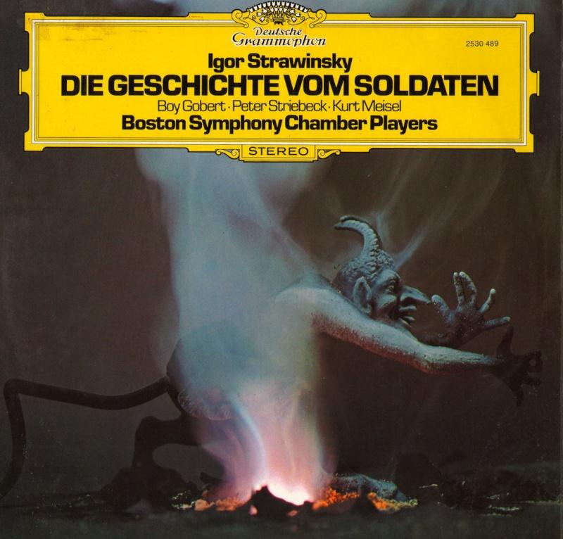 stravinsky - Stravinsky: opéras et autres oeuvres pour voix et orchestre Stravi13