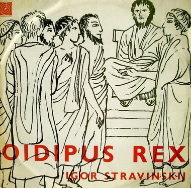 Stravinsky - Oedipus Rex Stravi14