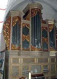 L'orgue baroque en Allemagne du Nord Wesenb12