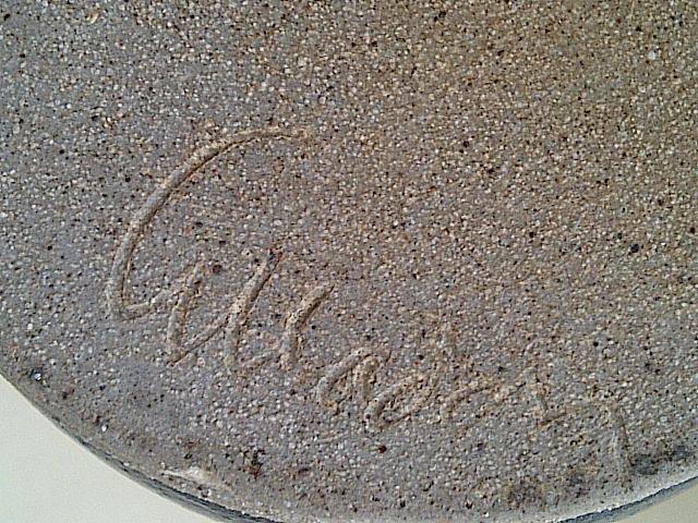 Wilan, William, or Cullodan or Gillian? - Cilladon Pottery, Pris McGirr Img-2125