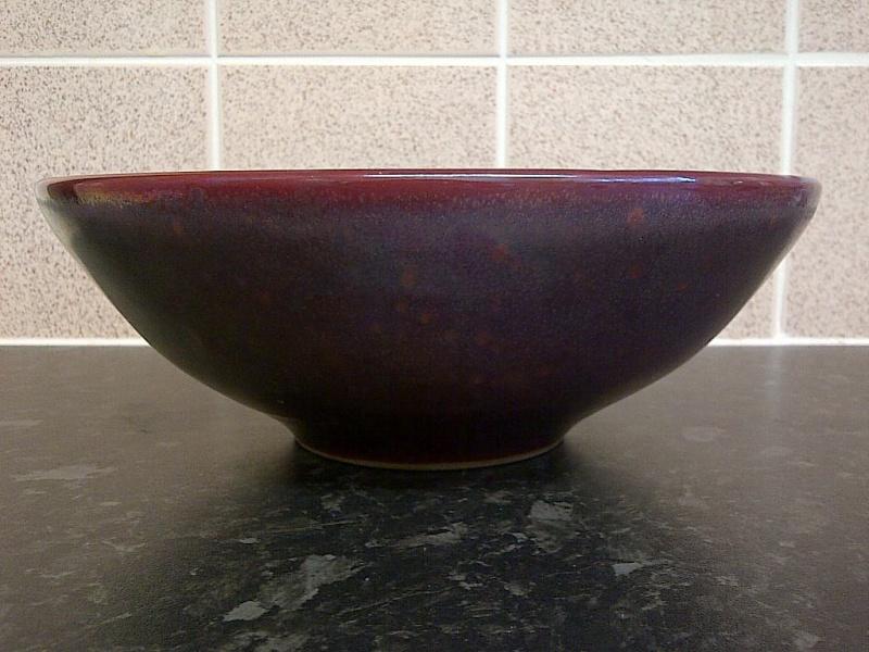 Camillo bowl - Joan Carrillo, Catalan, Spain  Img-2199
