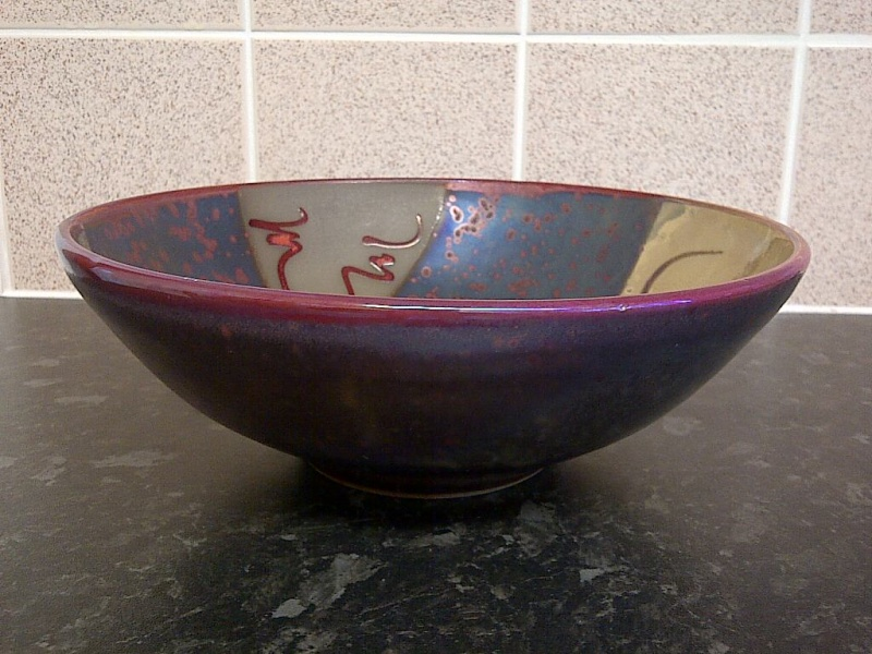 Camillo bowl - Joan Carrillo, Catalan, Spain  Img-2200