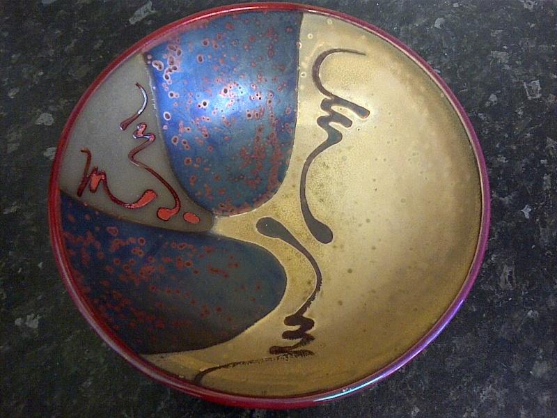 Camillo bowl - Joan Carrillo, Catalan, Spain  Img-2201