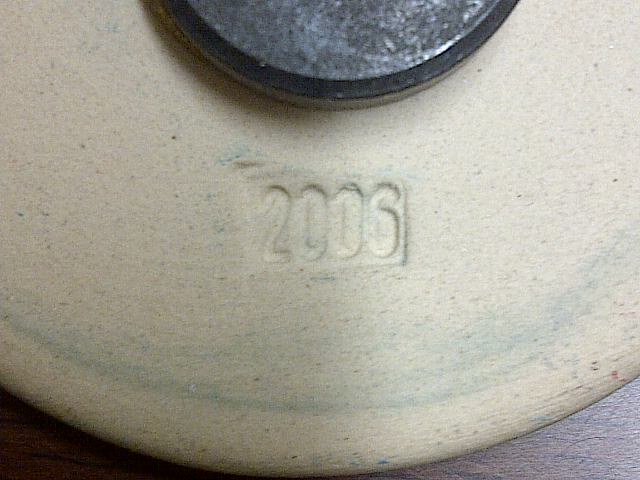Mochaware, Roger & Tim Irving Little, Boscastle / Camelot Pottery Img-2334
