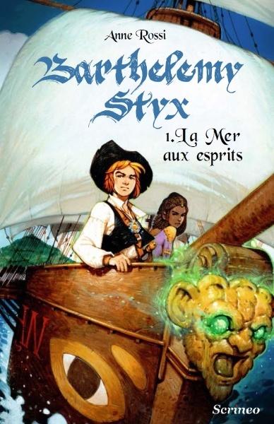 Barthélémy Styx, Tome 1 : La Mer aux esprits  Bartha10
