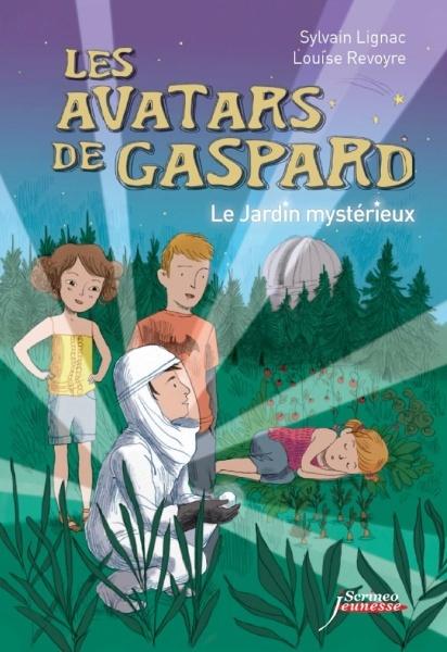 Les Avatars de Gaspard, Tome 3 : Le Jardin Mystérieux Les_av12