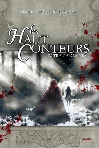 Les Haut Conteurs, Tome 4 : Treize Damnés Les_ha13