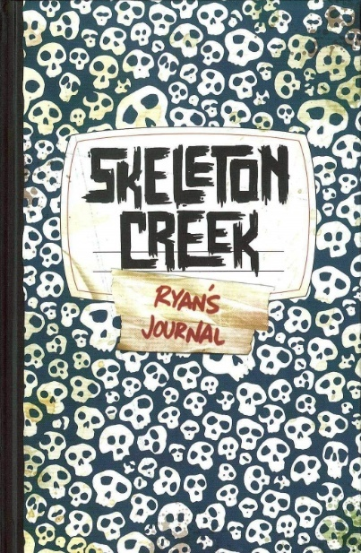 Skeleton Creek, tome 1 : Psychose Skelet11
