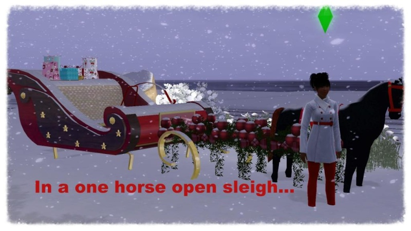 Feasting and Festivals - Snowflake Day!  Sleigh10