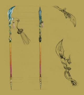 """Tatonga """"Koha"""" Kohana. Weapon10"""