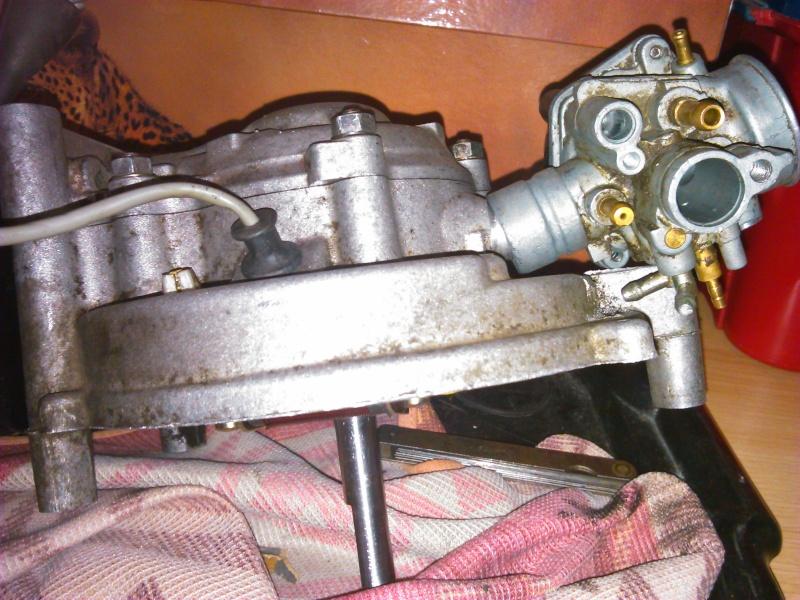 Montage carbu 16 sur carter d'origine Dsc_0020