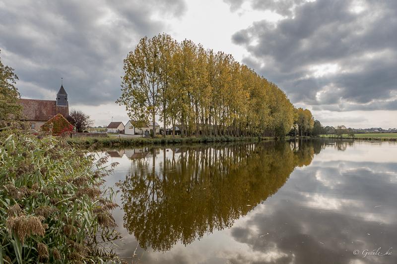 Le Perche à moto. Circuit Forêts et Belles Demeures le 18/10/2020 20201027