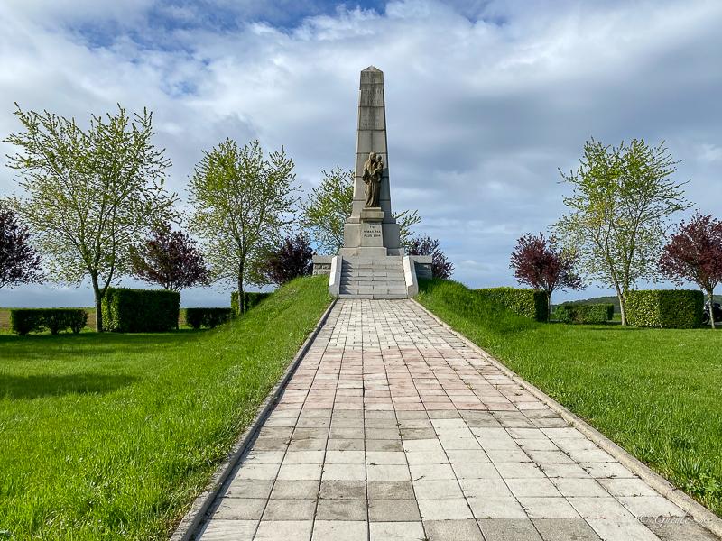 Circuit de la bataille de la Marne 1914 le 16/05/2021 (majoritairement...) Barcy_10