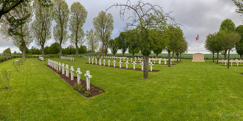 Circuit de la bataille de la Marne 1914 le 16/05/2021 (majoritairement...) Chambr10