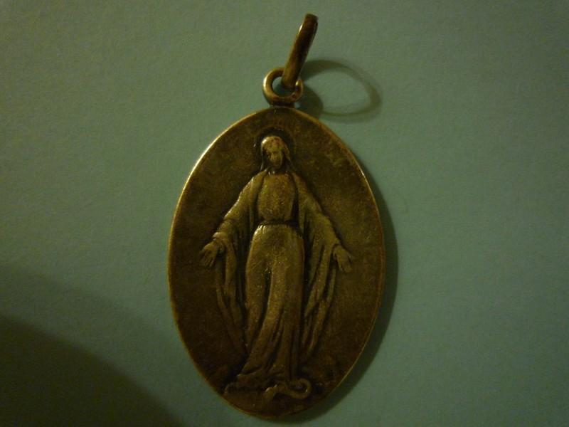 Médaille Rue du Bac Madail10