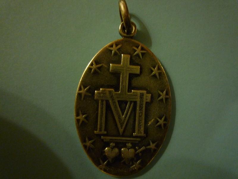 Médaille Rue du Bac Madail11