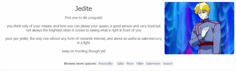 Sailor Moon Baddies Quiz Quiz10