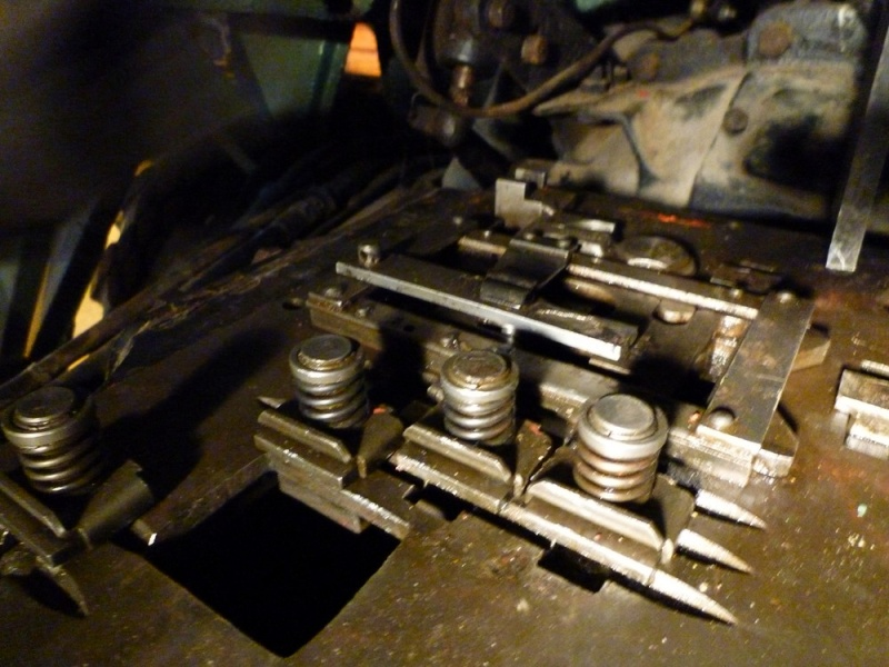 Unimog 406 Moteur OM 312 P1030214