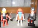 Playmobil: personaggi, armi, cavalli, forziere Playmo10