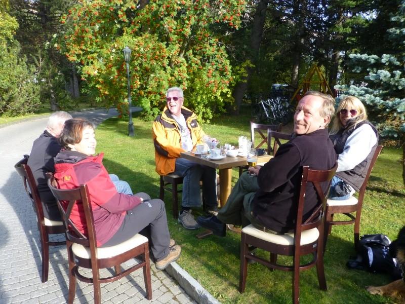 Semaine de sociabilisation Hovawart en Suisse P1010612