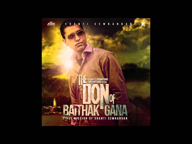 Shanti Sewnandan The DON Of Baithak Gana First Mission (SEPT 2013) Shanti14