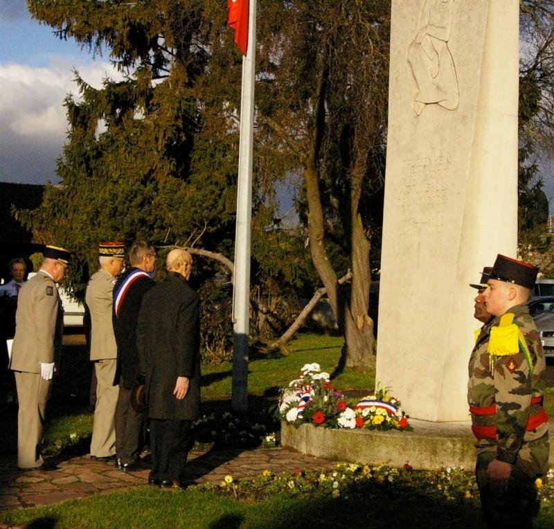 GRUSSENHEIM (26 janvier 2014): au monument aux morts Grusse24