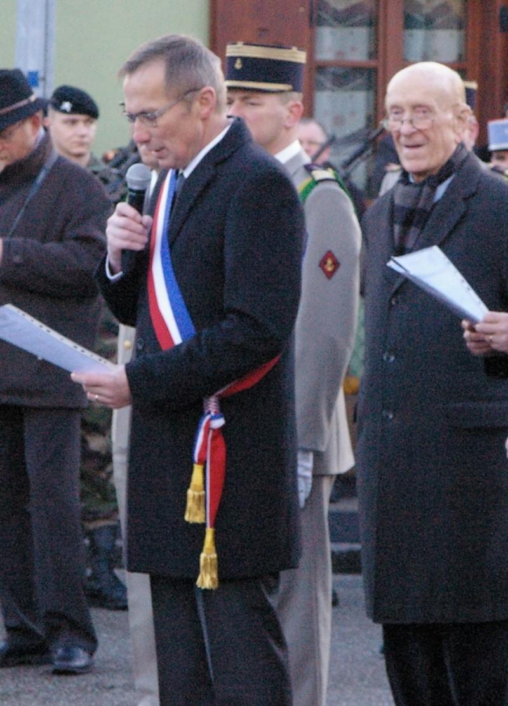 GRUSSENHEIM (26 janvier 2014): au monument aux morts Grusse31