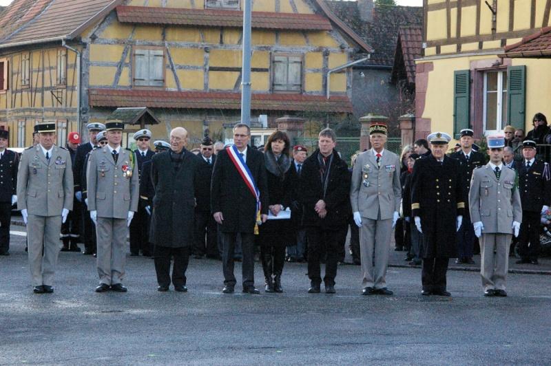 GRUSSENHEIM (26 janvier 2014): au monument aux morts Grusse35