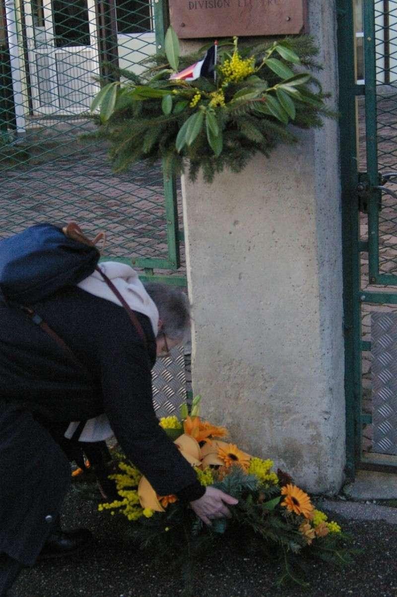 GRUSSENHEIM (26 janvier 2014): au monument aux morts Grusse38