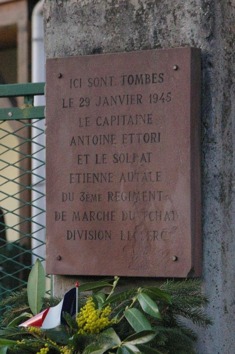 GRUSSENHEIM (26 janvier 2014): au monument aux morts Grusse39
