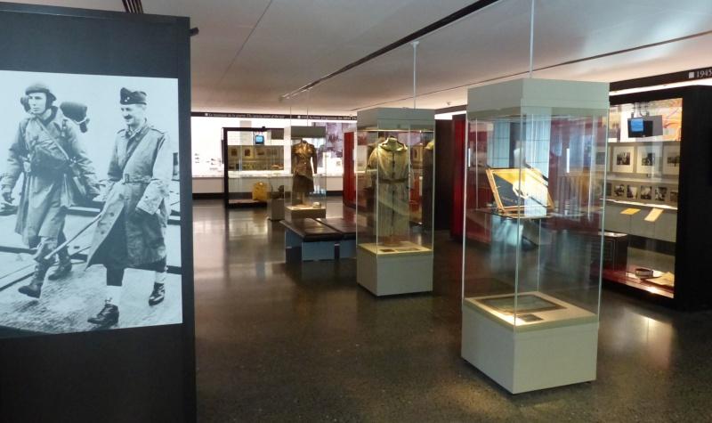Le Musée Leclerc - Libération de Paris - Jean Moulin Lecler10