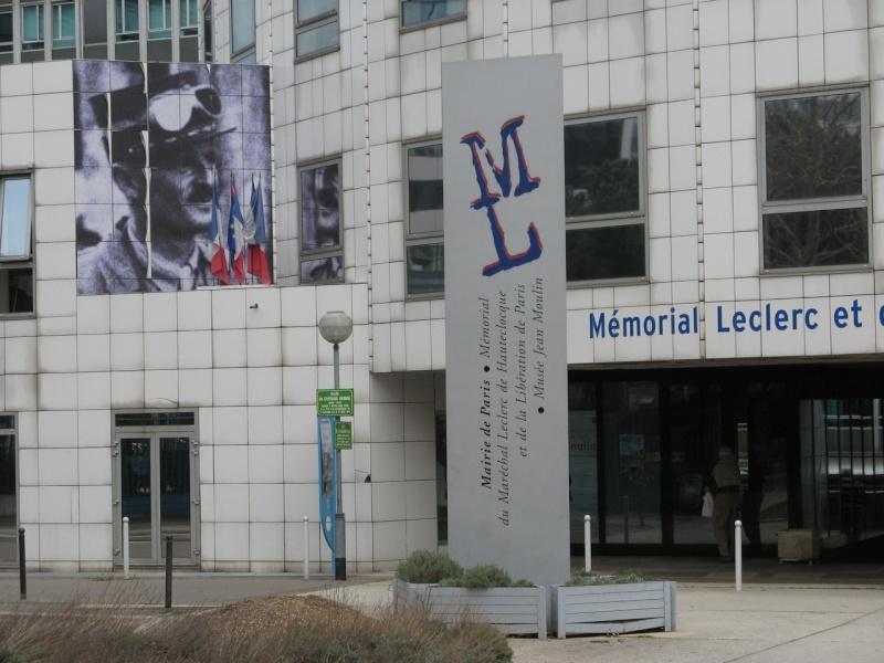 LE MÉMORIAL MARÉCHAL LECLERC (MONTPARNASSE) Mamori12