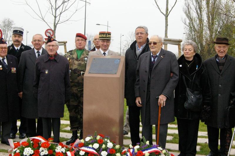 STRASBOURG 16/11/2013 inauguration stèle 40ème RANA Strasb19