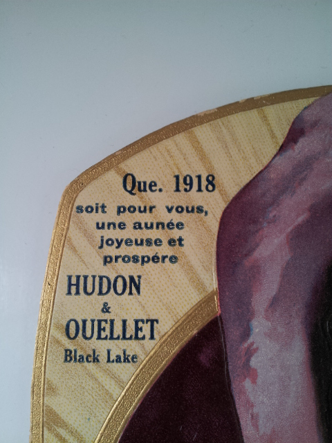 Hudon & Ouellet, Black Lake, Que. 04010
