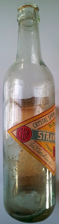 F.B. Perkins, Crystal Spring Bottling Works de Waterloo 11a16a12