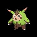 Тип покемона:Травяной 65110