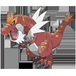 Тип покемона: Драконий Tyrant10