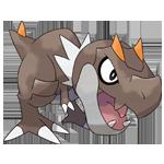 Тип покемона: Драконий Tyrunt10