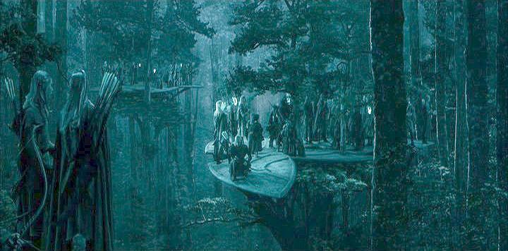 Les lieux de l'elfine Lorien10