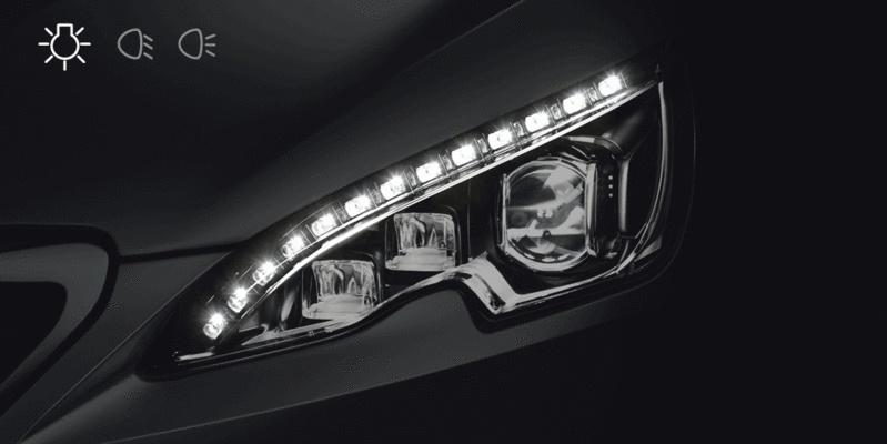 Ampoules a LED 308-te10