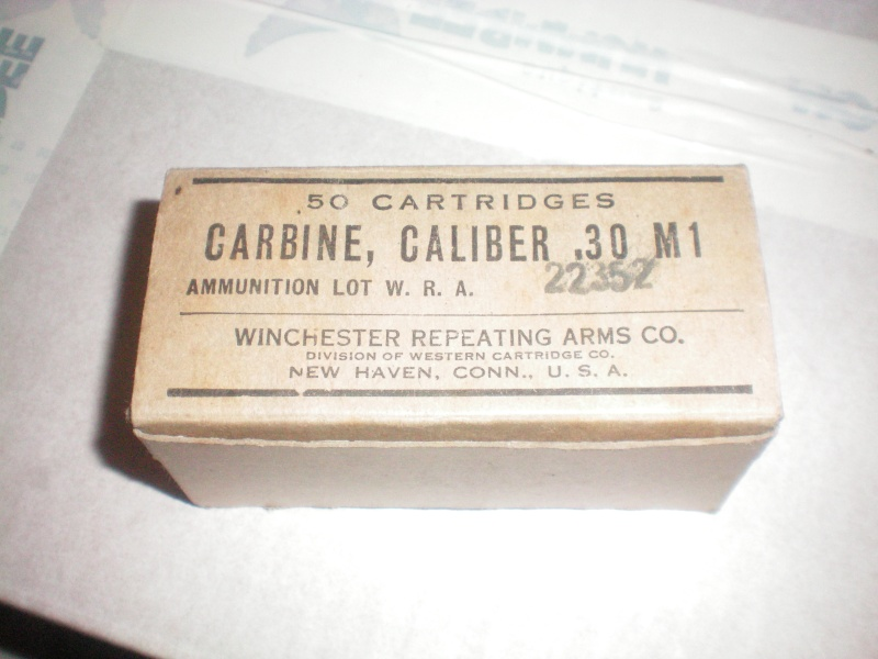 """30 M1 """"carbine"""" only 100_0214"""